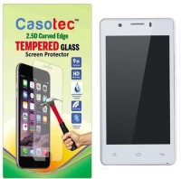Casotec Tempered Glass Guard for Gionee Pioneer P4S