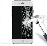 Go4Shopping Tempered Glass Guard for Apple iPhone 5s, Apple iPhone 5, Apple iPhone 5c