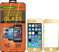 Adoniss Tempered Glass Guard for Apple iPhone 5s