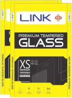 Link+ Tempered Glass Guard for Motorola Moto E2(Pack of 2)