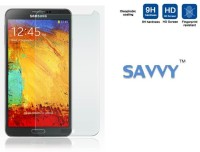 Savvy Tempered Glass Guard for Samsung Galaxy Note3