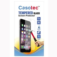 Casotec Tempered Glass Guard for Samsung Galaxy S6 Edge