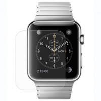 ROBMOB Tempered Glass Guard for Apple iWatch(Pack of 1)
