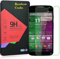 RainbowCrafts Tempered Glass Guard for Universal 4.0 Inch