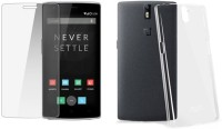 Go4Shopping Tempered Glass Guard for OnePlus One