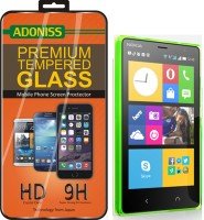 Adoniss Tempered Glass Guard for Microsoft Lumia XL