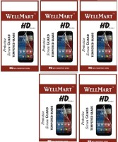 Wellmart Tempered Glass Guard for Samsung Galaxy J5