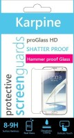 Karpine Screen Guard for Alcatel One Touch Flash