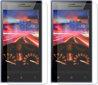 Deltakart Tempered Glass Guard for Micromax Canvas Xpress 4g Q413