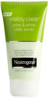 Neutrogena Visibly Clear Pore & Shine Daily  Scrub(150 ml)