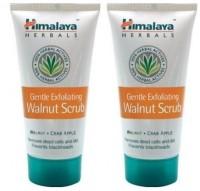 Himalaya Gentle Exfoliating Walnut (Pack of 2) Scrub(200 g)