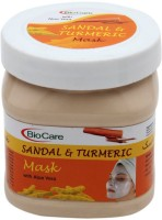 Biocare Sandal & Turmeric Scrub(500 ml)
