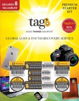 View Tag8 Premium Starter Kit 80004(Silver) Laptop Accessories Price Online(Tag8)