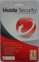 Trend Micro Mobile Security For Android Smartphones & Tablet