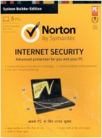 Norton Internet Security 5 PC 1 Year