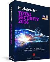 bitdefender Total Security 1.0 User 1 Year(Voucher)