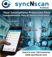 Syncnscan Total Security 3 User 1 Year(CD/DVD)