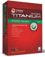 Trend Micro Internet Security 1.0 User 3 Years(Voucher)
