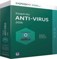 Kaspersky Anti-virus 3.0 User 1 Year(Voucher)
