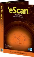 eScan Anti Virus with Cloud Security 2 PC 1 Year(Voucher)