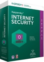 KASPERSKY Internet Security 3 User 1 Year(CD/DVD)