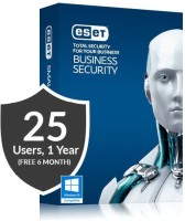 ESET Total Security 25 User 1 Year(CD/DVD)