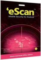 ESCAN Total Security 1.0 User 1 Year(CD/DVD)
