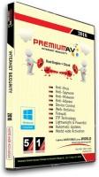 PremiumAV Internet Security 2016 - 5 User 1 Year
