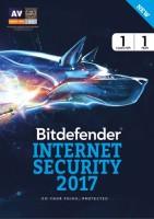 bitdefender Internet Security 1.0 User 1 Year(Voucher)