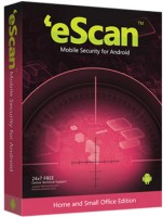 eScan Mobile Security for Android 1 Phone 1 Year(CD/DVD)