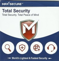 Max Secure Total Security 1.0 User 1 Year(Voucher)