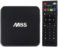 Sunvell M8S - Android 4.4 Kitkat, AML8726-M8/S812 Quad-core Cortex-A9, Mali-450 / 8-Core GPU, 2 MB Graphics Card, 2 GB DDR3, 8 GB HDD,SDD 2 Mini PC(Black)