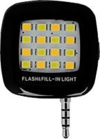 Red Knight 3.5 Selfie Flash(Adjustable Brightness Black)