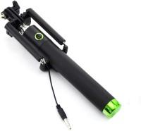 Smart Indie Cable Selfie Stick(Black)