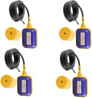 EX PROCESS Cable Float Switch 2Mtr Automatic Water Level Controller Pack of 4 Wired Sensor Security System