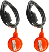 EX PROCESS Cable Float Switch 10Mtr Automatic Water Level Controller Pack of 2 Wired Sensor Security System