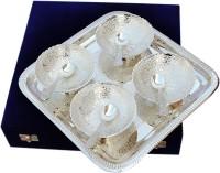 Folkshopz Bowl Tray Serving Set(Pack of 9)