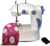 View Professional Q-600 Quickstitch Lightweight & Portable Electric Sewing Machine( Built-in Stitches 45) Home Appliances Price Online(Professional)