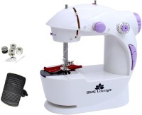 View BMS Lifestyle Jaduu Electric Sewing Machine( Built-in Stitches 30) Home Appliances Price Online(BMS Lifestyle)