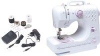 View Sewing Art SM505 Electric Sewing Machine( Built-in Stitches 10) Home Appliances Price Online(Sewing Art)