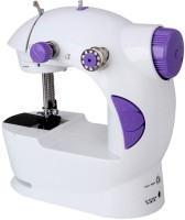 View Skycandle.in World 4-In-1 Powerstitch Portable Electric Sewing Machine( Built-in Stitches 45) Home Appliances Price Online(Skycandle.in)