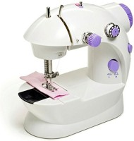 View Shopo 4 in 1 Mini Electric Power mode Electric Sewing Machine( Built-in Stitches 1) Home Appliances Price Online(Shopo)