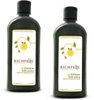 Richfeel Shampoo With Arnica 500ml (pack of 2)(1000 ml)