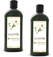 Richfeel Scalp Cleanser Pack Of 2(1000 ml)