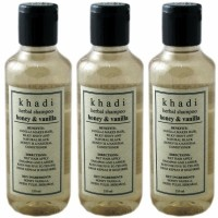 Khadi Herbal Honey & Vanilla(630 ml)