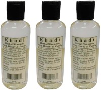 Khadi Herbal Honey & Vanilla Shampoo(630 ml)