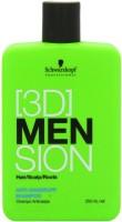 Schwarzkopf 3d mension anti dandruff shampoo(250 ml)