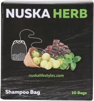 Nuska Herb shampoo Bag(125 g) - Price 140 30 % Off