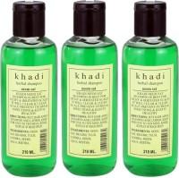 khadi Herball Neem Sat Shampoo(630 ml)