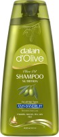 Dalan D'Olive Anti Dandruff Olive Oil Shampoo for Hair Loss Prevention(400 ml)